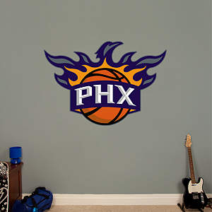 Phoenix Suns Alternate Logo Fathead Wall Decal