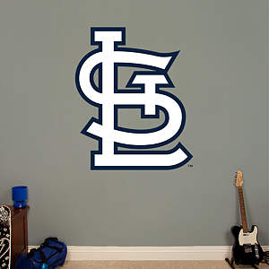 St. Louis Cardinals Alternate Logo Fathead Wall Decal
