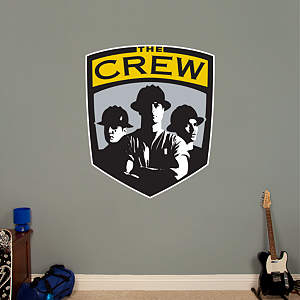 Columbus Crew Logo Fathead Wall Decal