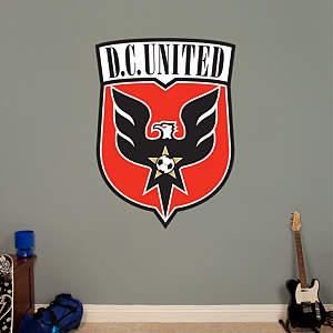 D.C. United Logo Fathead Wall Decal