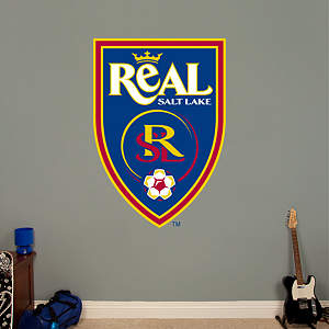 Real Salt Lake Logo Fathead Wall Decal