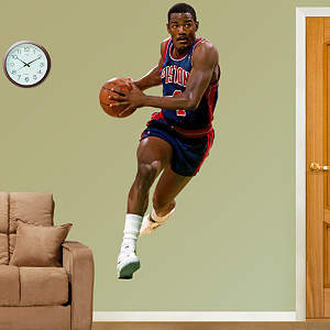 Joe Dumars Fathead Wall Decal