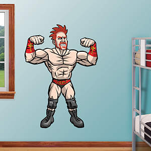 Sheamus - WWE Kids Fathead Wall Decal
