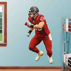 Brian Cushing Fathead Wall Decal