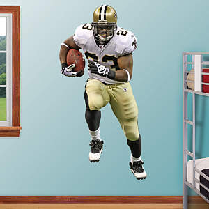 Pierre Thomas Fathead Wall Decal
