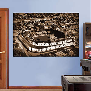 Tiger Stadium Historic Aerial Mural Fathead Wall Decal