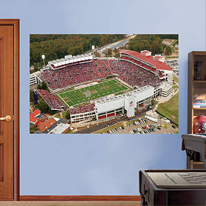 Ole Miss Rebels - Vaught-Hemingway Stadium Mural Fathead Wall Decal
