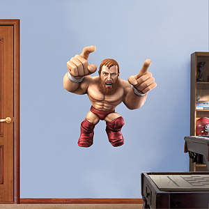 Daniel Bryan - Slam City Fathead Wall Decal