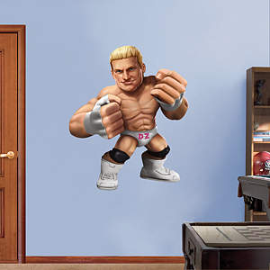 Dolph Ziggler - Slam City Fathead Wall Decal