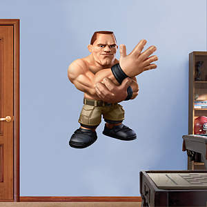John Cena - Slam City  Fathead Wall Decal