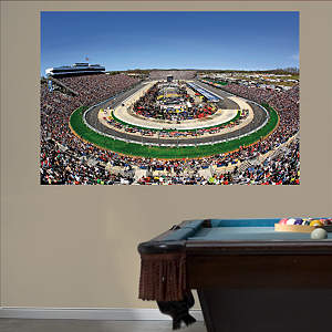 Martinsville Speedway Mural Fathead Wall Decal