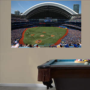 Inside Rogers Centre Mural Fathead Wall Decal