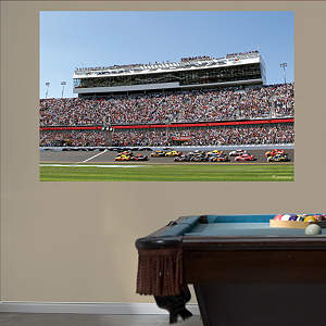 Daytona International Speedway Mural Fathead Wall Decal
