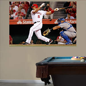 Albert Pujols Mural Fathead Wall Decal