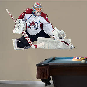 Semyon Varlamov Fathead Wall Decal