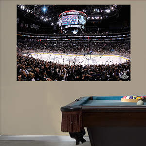 Los Angeles Kings Stanley Cup Arena Mural Fathead Wall Decal