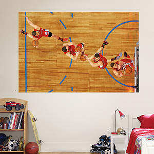 Blake Griffin Overhead Dunk Mural Fathead Wall Decal