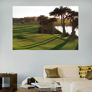 PGA TOUR TPC Harding Park Hole 15 Mural Fathead Wall Decal