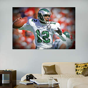 Randall Cunningham In Your Face Mural Fathead Wall Decal