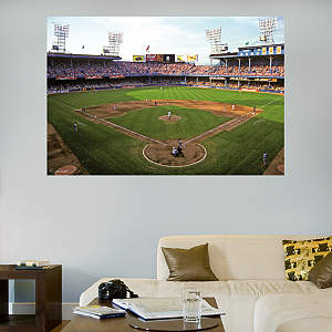 Inside Tiger Stadium Mural Fathead Wall Decal