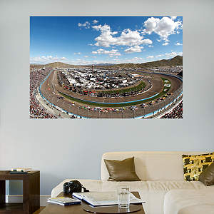 Phoenix International Raceway Mural Fathead Wall Decal