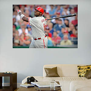Ryan Howard Mural Fathead Wall Decal