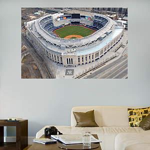 Yankee Stadium Aerial Mural Fathead Wall Decal