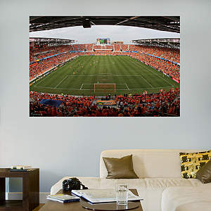 BBVA Compass Stadium Mural Fathead Wall Decal