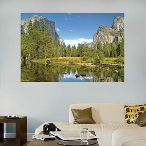 Yosemite Mural Fathead Wall Decal