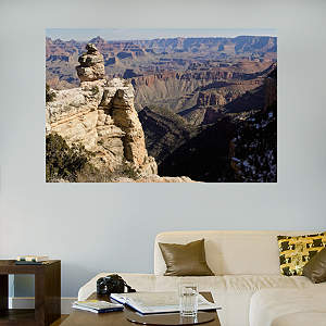 Grand Canyon Mural Fathead Wall Decal