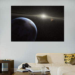 Deep Space Horizon Fathead Wall Decal