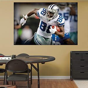 Dez Bryant In Your Face Mural Fathead Wall Decal