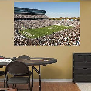 Michigan State Spartans - Spartan Stadium Mural Fathead Wall Decal