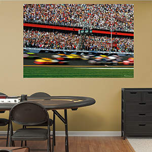 Daytona International Speedway - Blur Mural Fathead Wall Decal