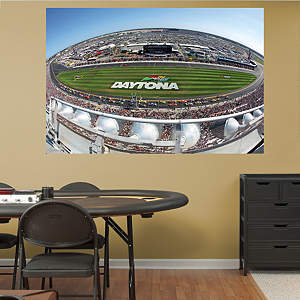 Daytona International Speedway - Wide View Mural Fathead Wall Decal
