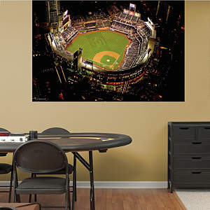 Inside Petco Park Mural Fathead Wall Decal