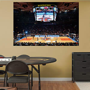 New York Knicks Arena Mural Fathead Wall Decal