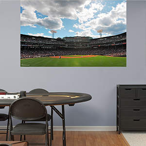 Fenway Park Outfield Mural Fathead Wall Decal