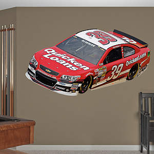 Ryan Newman 2013 Quicken Loans Car Fathead Wall Decal