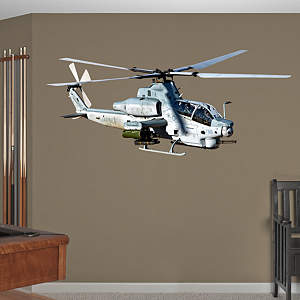 AH-1Z Super Cobra Fathead Wall Decal