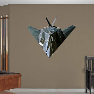 F-117 Nighthawk Fathead Wall Decal