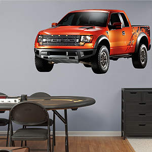 Ford F150 Raptor  Fathead Wall Decal