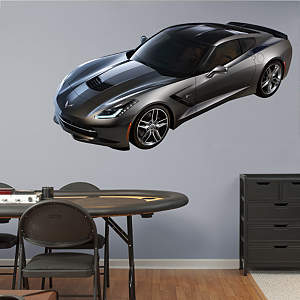 2014 Corvette Stingray Fathead Wall Decal