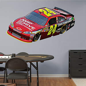 Jeff Gordon #24 Drive to End Hunger Car 2012  Fathead Wall Decal