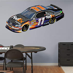 Denny Hamlin #11 Car 2012  Fathead Wall Decal