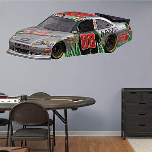 Dale Earnhardt Jr. #88 Mountain Dew Car 2012 Fathead Wall Decal