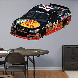 Tony Stewart 2013 Bass Pro Car Fathead Wall Decal