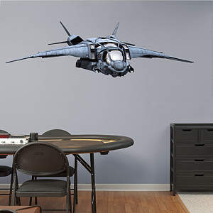 The Avengers Quinjet  Fathead Wall Decal