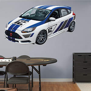 Ford Focus ST-R - Ford Racing Fathead Wall Decal