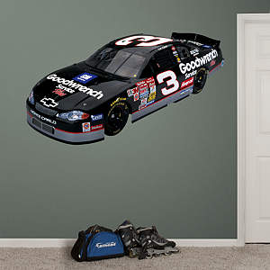 Dale Earnhardt  Car Fathead Wall Decal